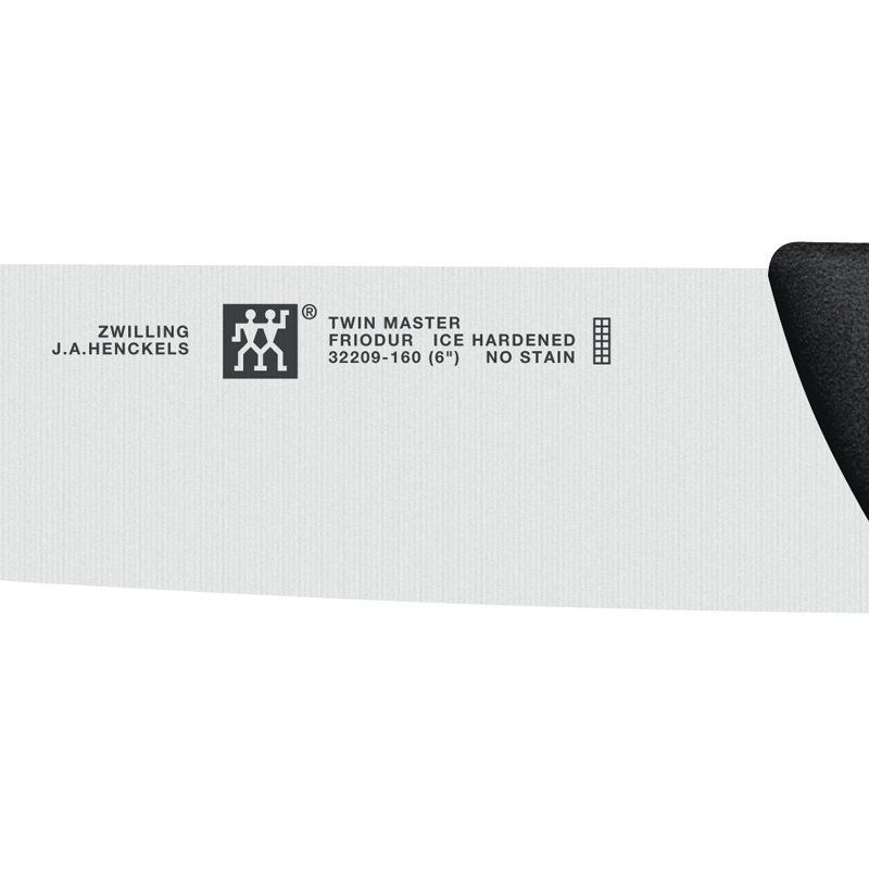 "Faca Zwilling Twin Master Profissional para açougue 6"" 32209-160"