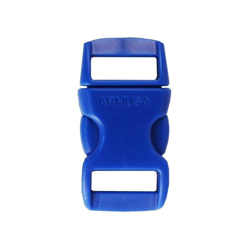 Fivela azul para pulseira de paracord PB02