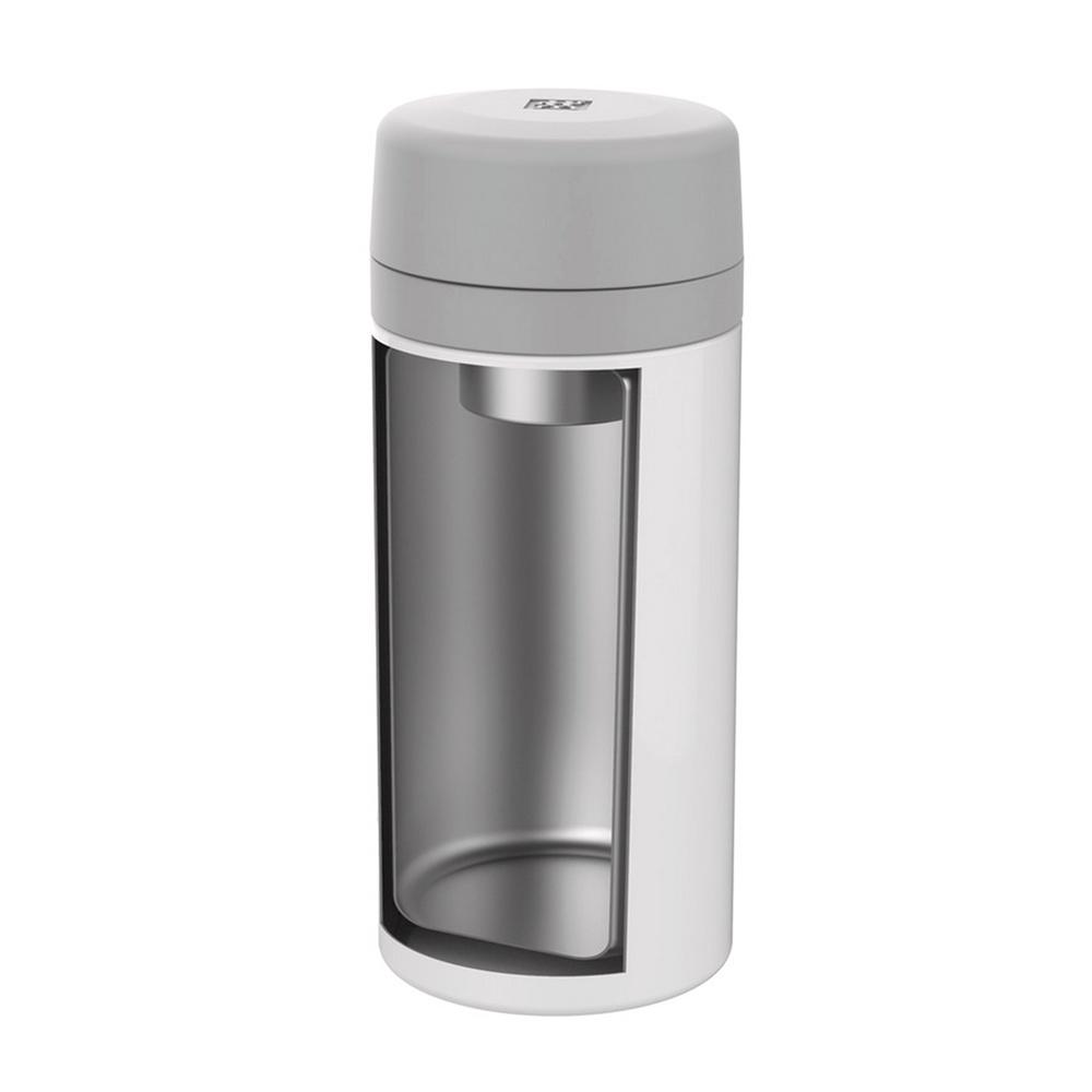 Garrafa Térmica Zwilling Thermo para infusão 420ml aço inox 39500-511
