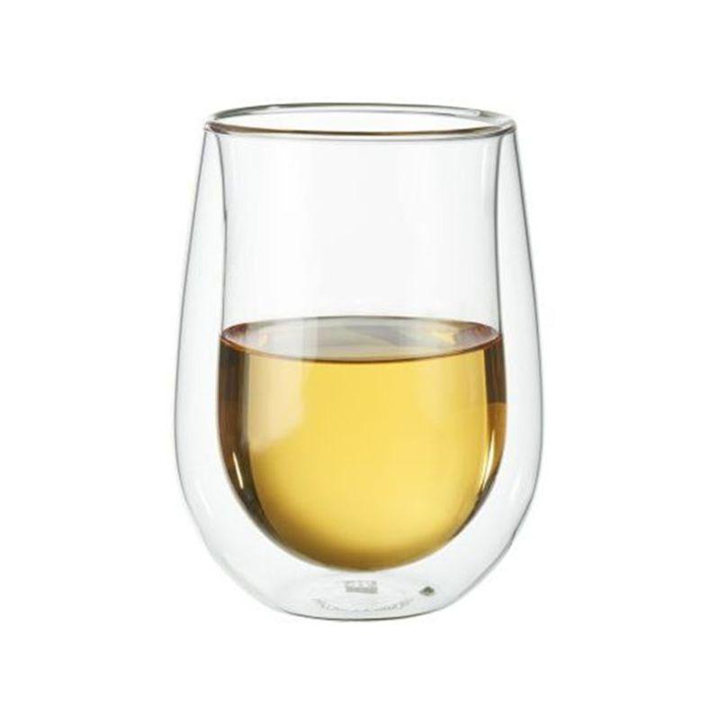 Jogo de Copos de Vidro Zwilling Sorrento Parede Dupla Long Drink 296 ml 39500-216