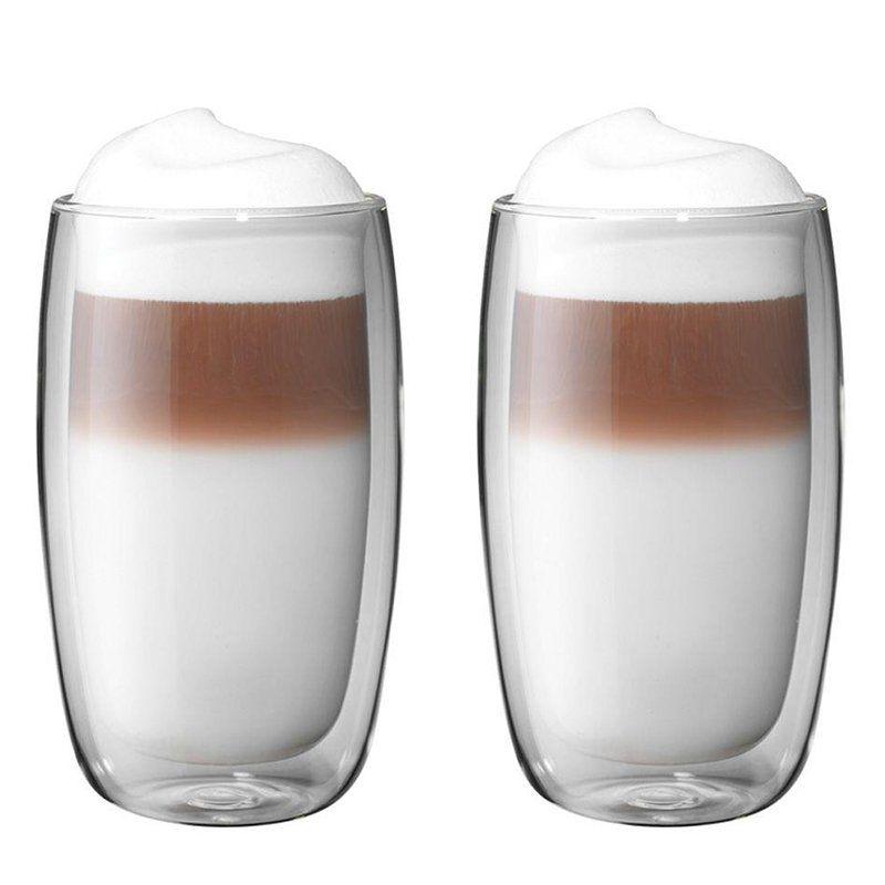 Jogo de Copos de Vidro Zwilling Sorrento Parede Dupla Long Drink 350 ml 39500-108