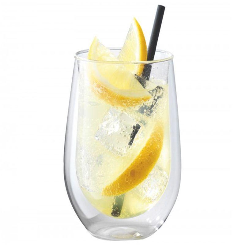 Jogo de Copos de Vidro Zwilling Sorrento Parede Dupla Long Drink 355 ml 39500-217