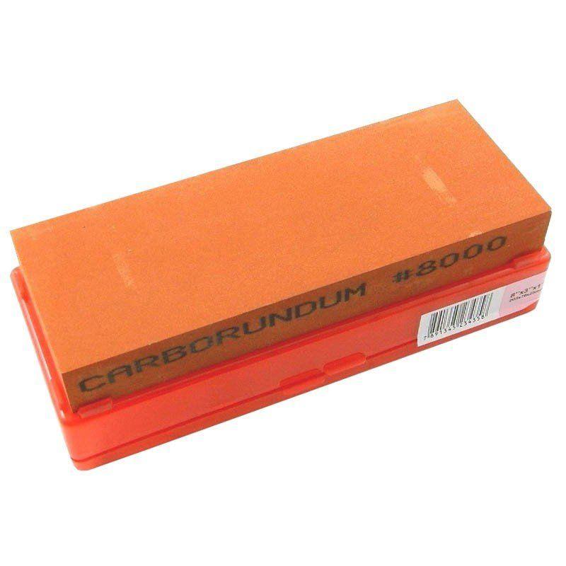 Kit de Pedra para afiar Carborundum 1000 4000 8000 Alta Gastronomia