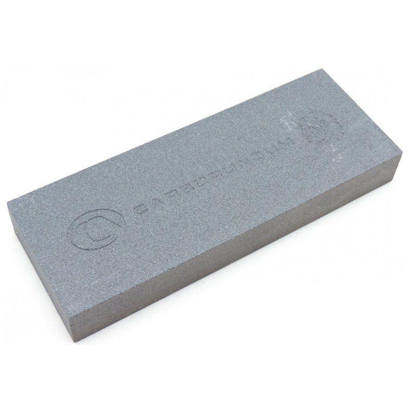 Pedra para Afiar Carborundum 120/320 Larga 328N