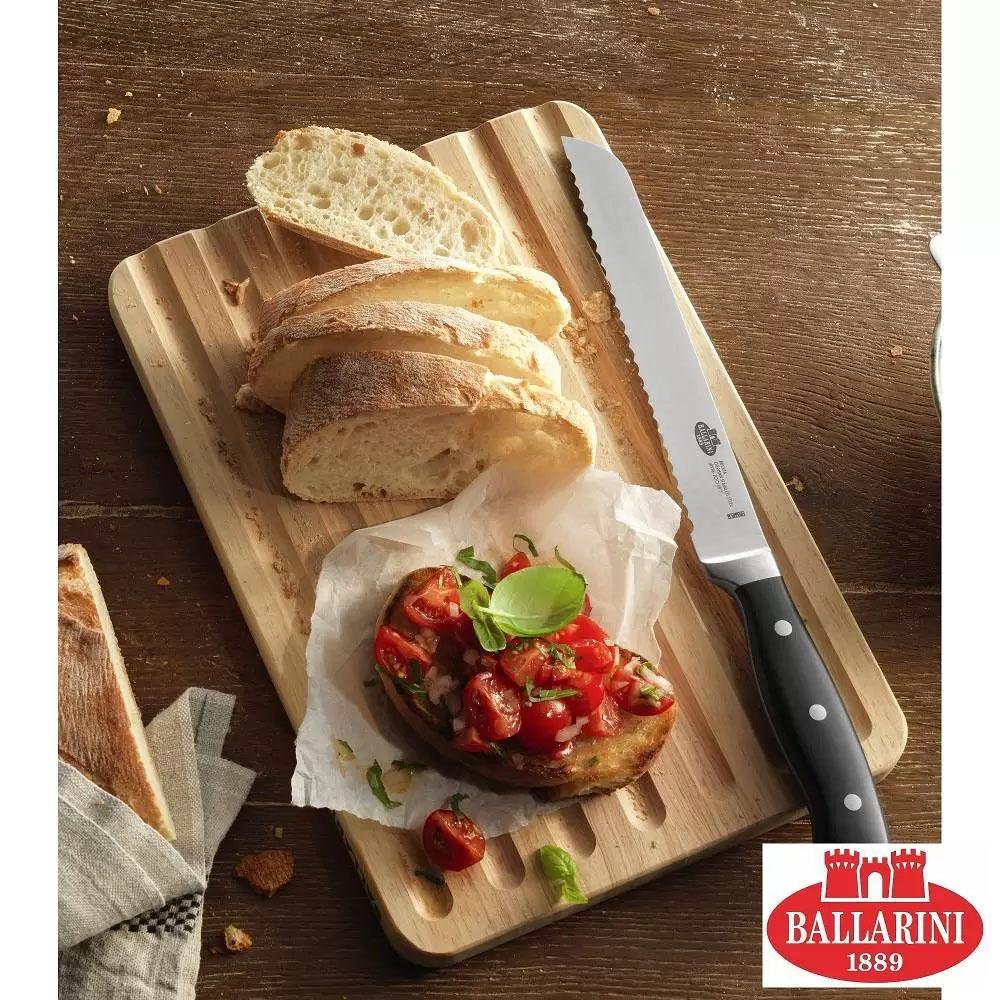 Tábua de corte Ballarini  Zwilling para carnes legumes e pães 32 x 22 cm 18610-200