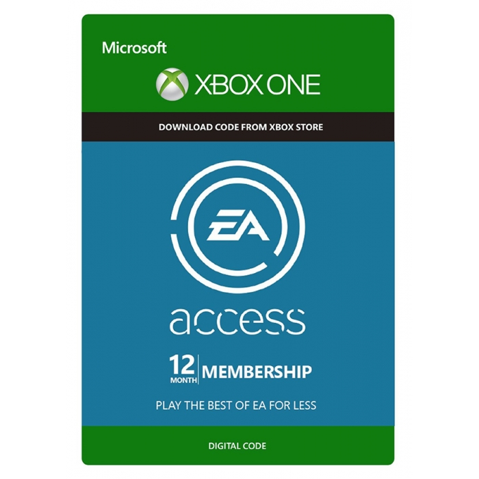 Assinatura EA Access (12 Meses) - XBOX One  - FastGames