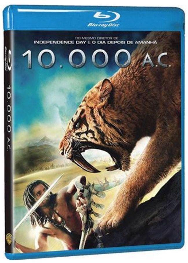 10.000 A. C. - Blu-ray