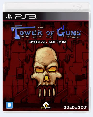 Tower Of Guns: Special Edition - PS3  - FastGames