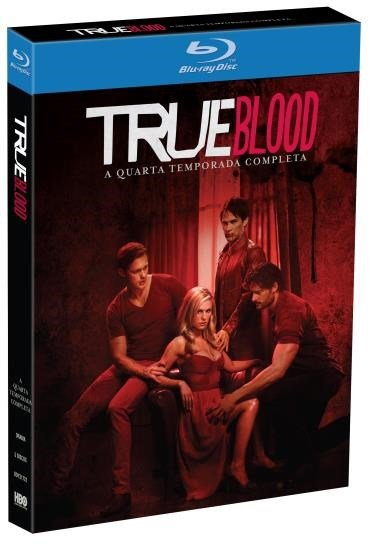 True Blood: 4ª Temporada (5 Discos) - Blu-ray