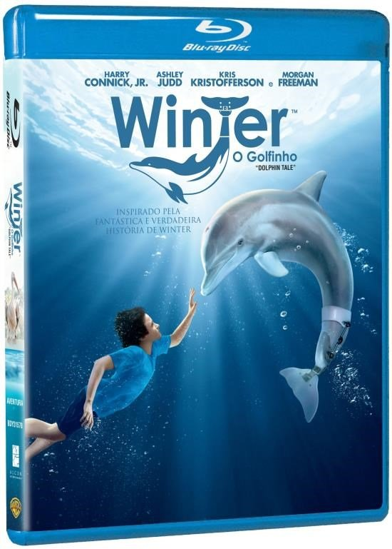 Winter: o Golfinho - Blu-ray  - FastGames