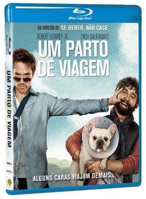 Um Parto de Viagem - Blu-ray  - FastGames