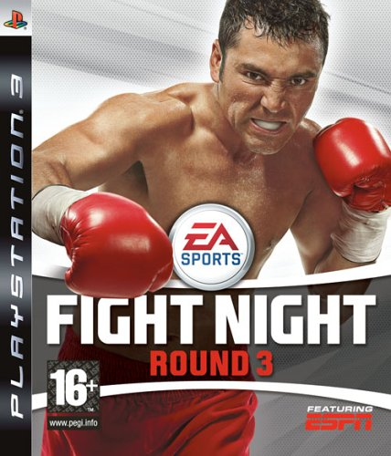 Fight Night Round 3 (Seminovo) - PS3  - FastGames