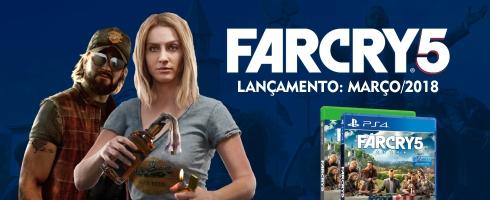 Far Cry 5 (Pré-venda)