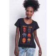 Camiseta Super Lucha - Feminina