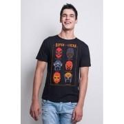 Camiseta Super Lucha - Masculina