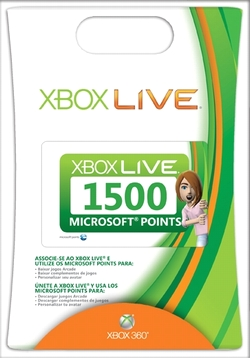 1500 Live Points (Live Brasil)  - FastGames - Gamers levados a sério