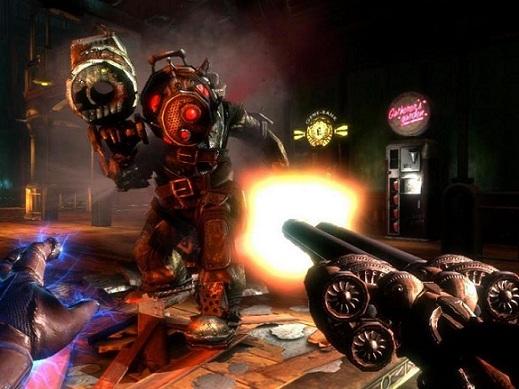 Bioshock 2 - PC  - FastGames - Gamers levados a sério
