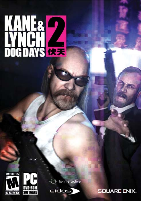 Kane e Lynch 2: Dog Days - PC