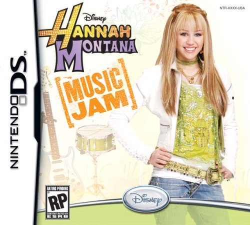 Hannah Montana: Music Jam - DS  - FastGames