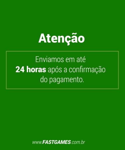 Xbox Live 12 Meses Gold Card (Live Brasil)  - FastGames