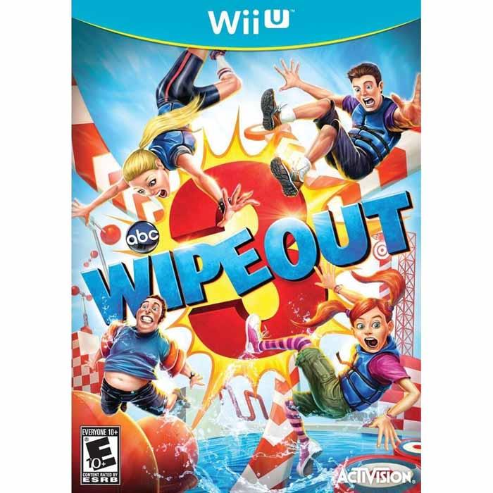 Wipeout 3 - Wii U