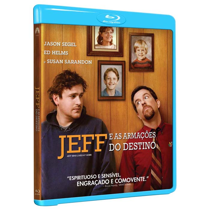 Jeff e As Armações do Destino - Blu-ray