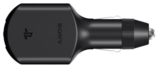 Carregador Original para Automóvel (Sony) - PS Vita  - FastGames