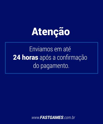 Cartão PSN Brasil R$250  - FastGames