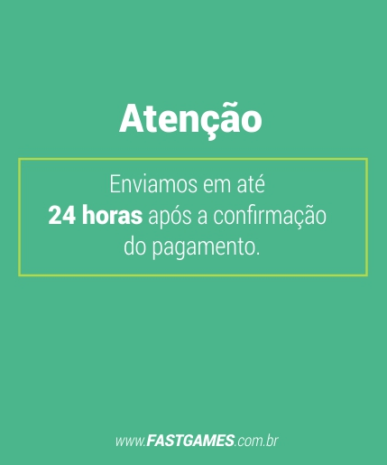 Cartão Google Play Brasil R$100  - FastGames