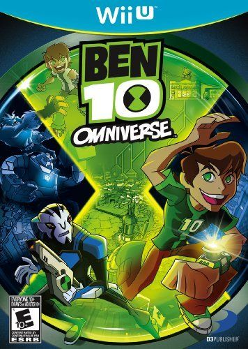 Ben 10 Omniverse (Seminovo) - Wii U