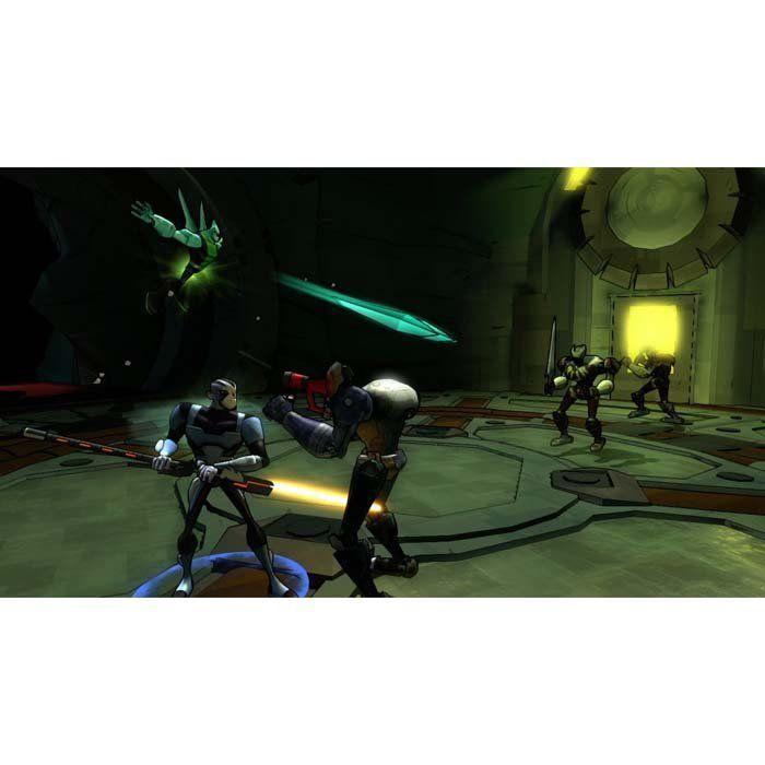 Ben 10 Omniverse (Seminovo) - Wii U  - FastGames