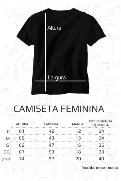 Camiseta Masters Of The University - Feminina - FastGames