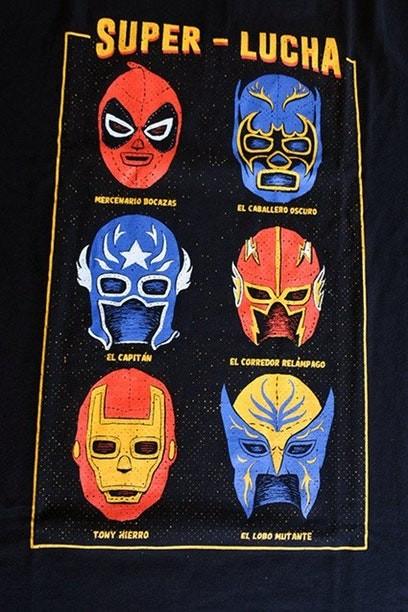 Camiseta Super Lucha - Feminina  - FastGames