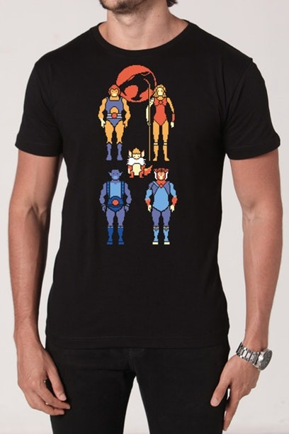 Camiseta ThunderCats - Masculina