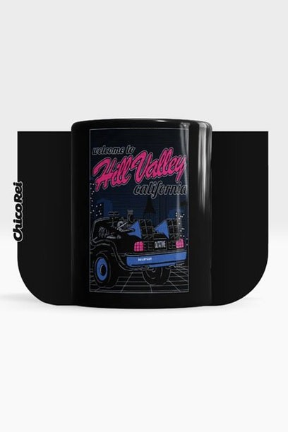 Caneca Hill Valley  - FastGames