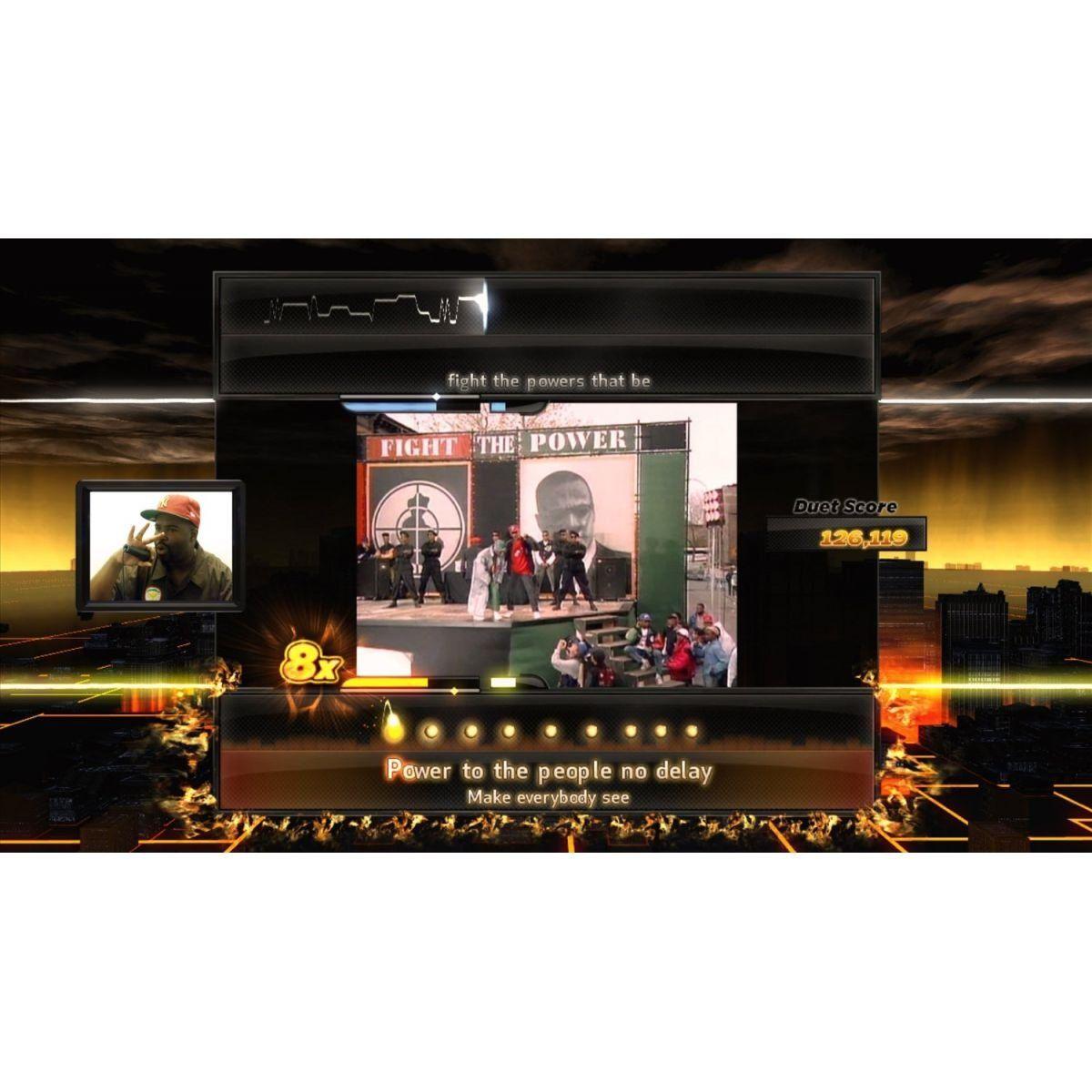 Def Jam Rapstar (Seminovo) - PS3  - FastGames
