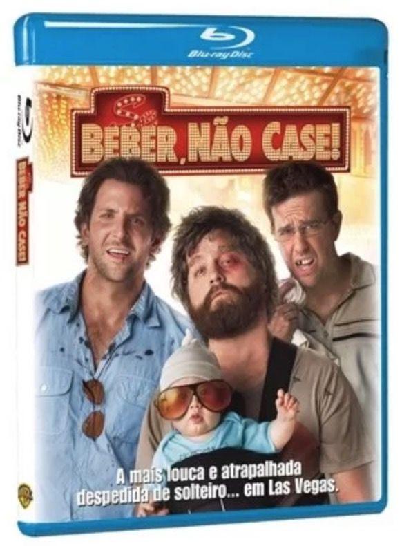 Se Beber, Não Case! - Blu-ray  - FastGames