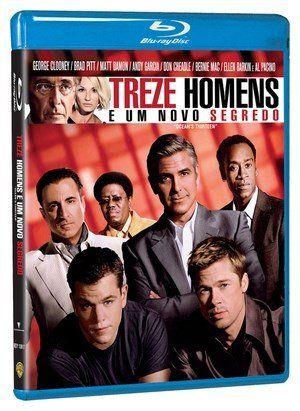 Treze Homens e um Novo Segredo - Blu-ray