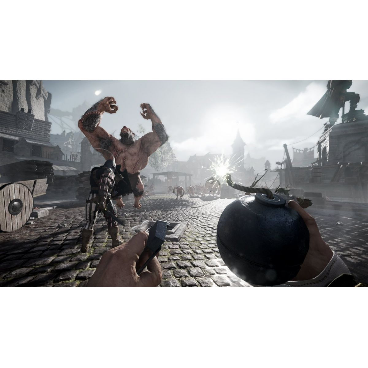 Warhammer: End Times Vermintide (Seminovo) - XBOX One  - FastGames