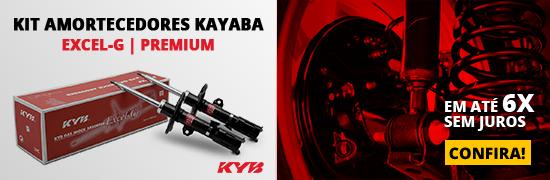 jogo de amortecedores kayaba