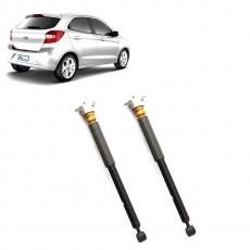 Amortecedor Ford Traseiro New Fiesta e New Ka 2012 Em Diante - BH6A18125AA - Par