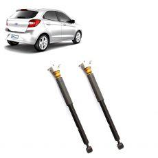 Par Amortecedor Ford Traseiro New Fiesta e New Ka 2012 em diante - BH6A18125AA