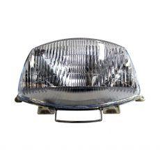 Bloco Óptico/Farol Scud Honda Biz 100 Sem Lâmpada
