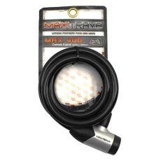 Trava Anti Furto Maxtrava Cadeado Espiral Max 400 12x1500mm