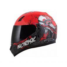 Capacete Norisk FF391 Wolf Red/Black