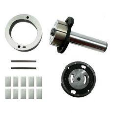 Conjunto Rotativo Bombas Cb (Rotação Direita) Rotor Completo Com As 2 Placas