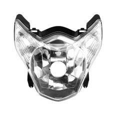 Bloco Optico Scud Honda Titan 150 2011 2012 2013 Sem Lâmpada
