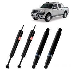 Kit Amortecedores Kyb Ford Ranger (Exceto Sport) 1998 Até 2012