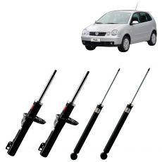 Kit Amortecedores Kyb VW Polo 2002 Até 2006