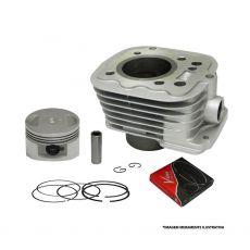 Kit Cilindro Completo (com pistão e anéis) Vini Honda Titan, Fan e Bros 150
